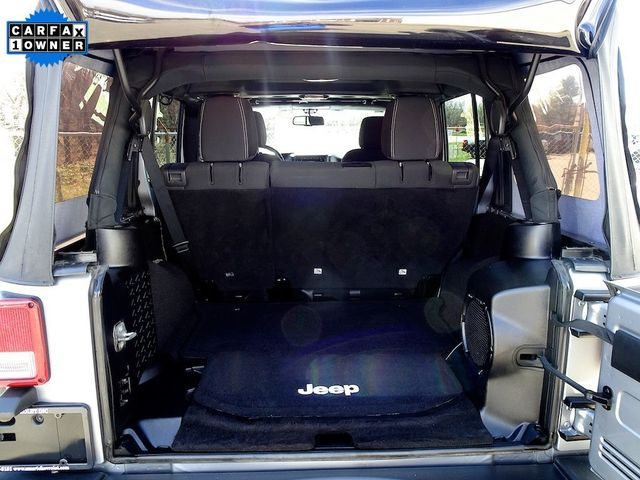 2014 Jeep Wrangler Unlimited Rubicon Madison, NC 15