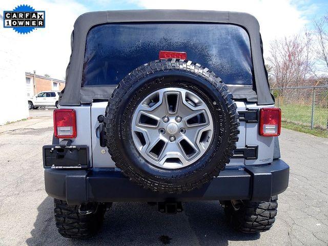 2014 Jeep Wrangler Unlimited Rubicon Madison, NC 3
