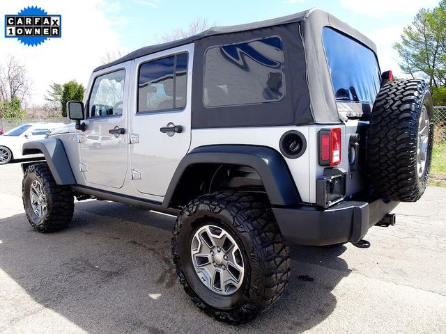 2014 Jeep Wrangler Unlimited Rubicon Madison, NC 4