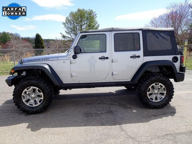 2014 Jeep Wrangler Unlimited Rubicon Madison, NC 5