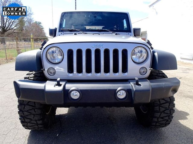 2014 Jeep Wrangler Unlimited Rubicon Madison, NC 7
