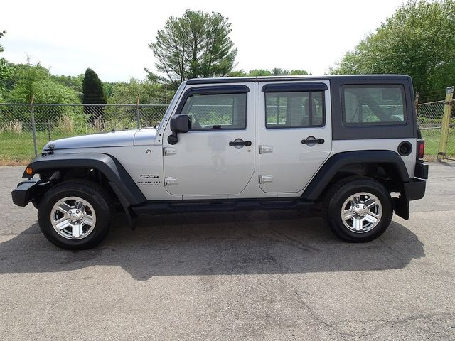 2014 Jeep Wrangler Unlimited Sport RHD Madison, NC 5
