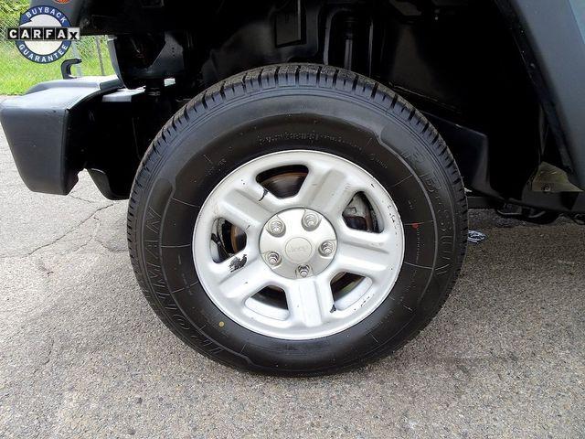 2014 Jeep Wrangler Unlimited Sport RHD Madison, NC 10