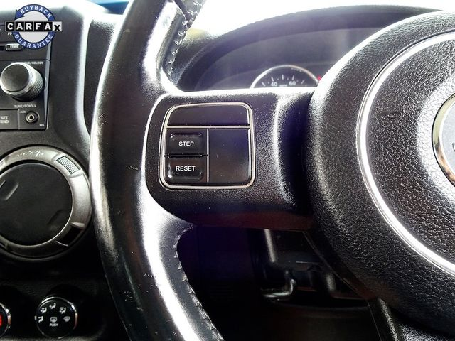 2014 Jeep Wrangler Unlimited Sport RHD Madison, NC 17