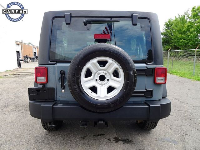 2014 Jeep Wrangler Unlimited Sport RHD Madison, NC 3