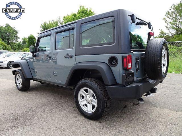 2014 Jeep Wrangler Unlimited Sport RHD Madison, NC 4