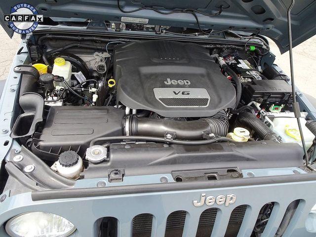 2014 Jeep Wrangler Unlimited Sport RHD Madison, NC 42