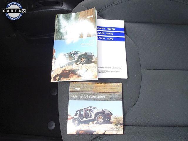 2014 Jeep Wrangler Unlimited Sport RHD Madison, NC 45