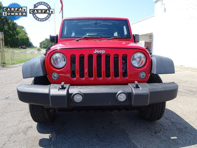 2014 Jeep Wrangler Unlimited Sport RHD Madison, NC 7