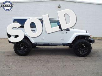 2014 Jeep Wrangler Unlimited Sahara Madison, NC