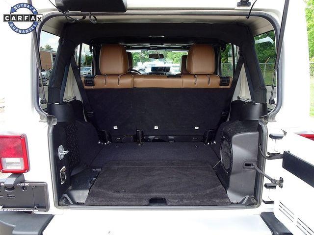 2014 Jeep Wrangler Unlimited Sahara Madison, NC 13