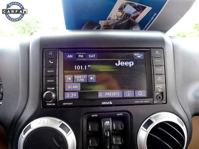 2014 Jeep Wrangler Unlimited Sahara Madison, NC 18