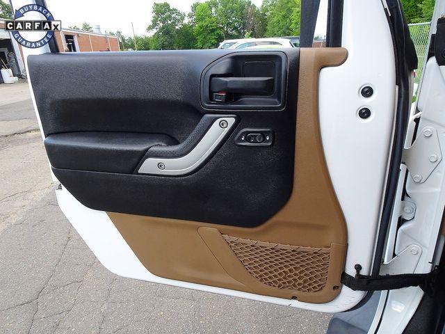 2014 Jeep Wrangler Unlimited Sahara Madison, NC 25
