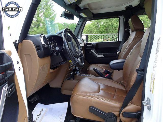 2014 Jeep Wrangler Unlimited Sahara Madison, NC 26