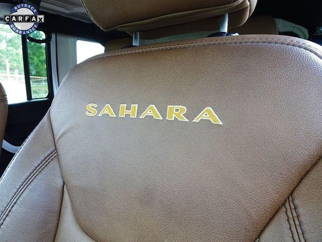 2014 Jeep Wrangler Unlimited Sahara Madison, NC 28