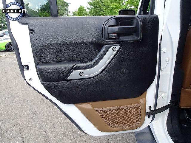 2014 Jeep Wrangler Unlimited Sahara Madison, NC 29
