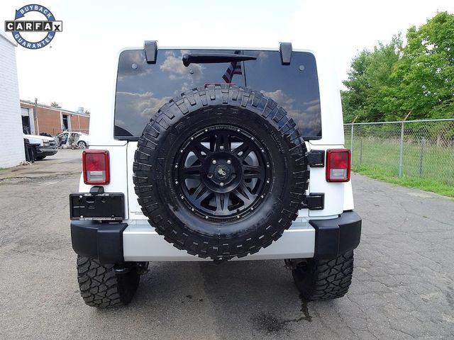 2014 Jeep Wrangler Unlimited Sahara Madison, NC 3