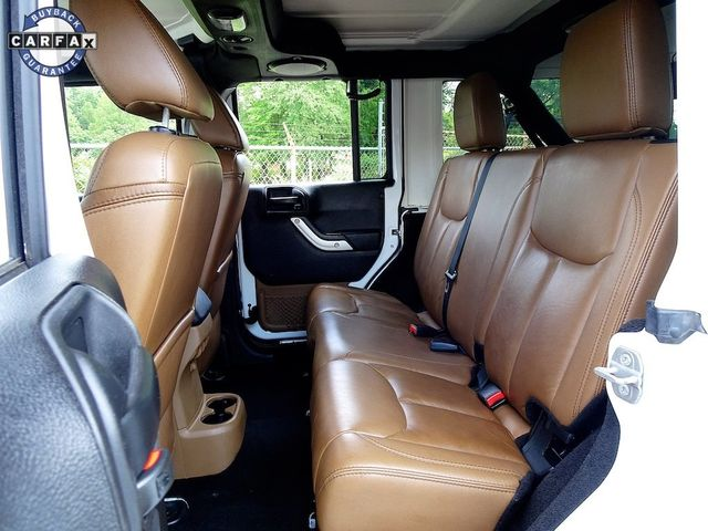 2014 Jeep Wrangler Unlimited Sahara Madison, NC 31