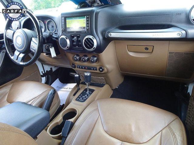 2014 Jeep Wrangler Unlimited Sahara Madison, NC 38