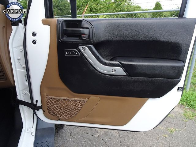 2014 Jeep Wrangler Unlimited Sahara Madison, NC 39