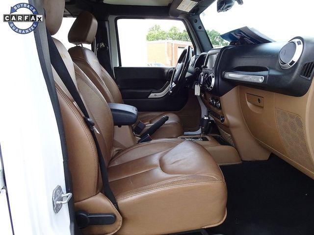 2014 Jeep Wrangler Unlimited Sahara Madison, NC 40