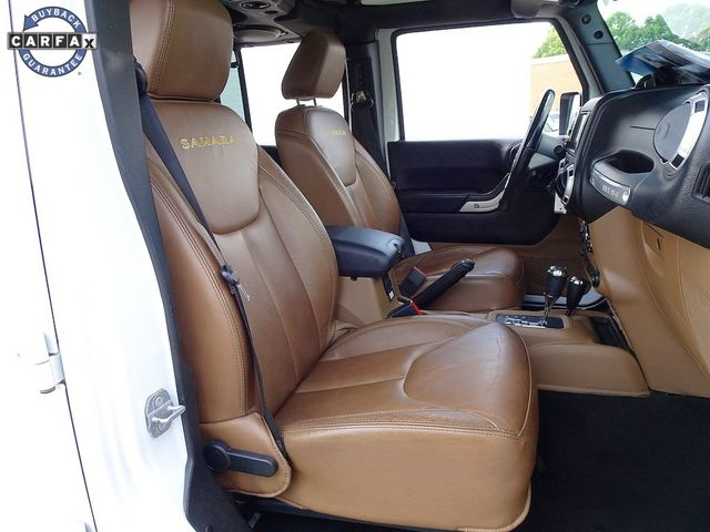 2014 Jeep Wrangler Unlimited Sahara Madison, NC 41