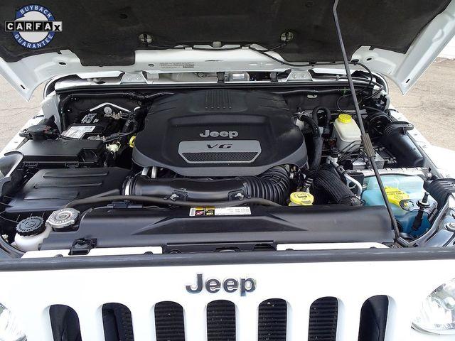 2014 Jeep Wrangler Unlimited Sahara Madison, NC 44