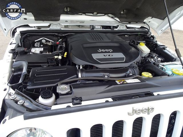 2014 Jeep Wrangler Unlimited Sahara Madison, NC 45