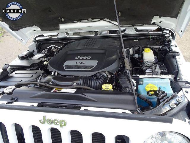 2014 Jeep Wrangler Unlimited Sahara Madison, NC 46