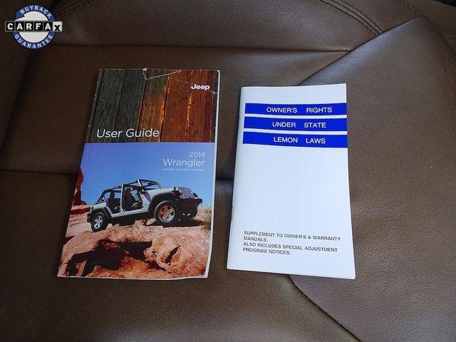 2014 Jeep Wrangler Unlimited Sahara Madison, NC 47