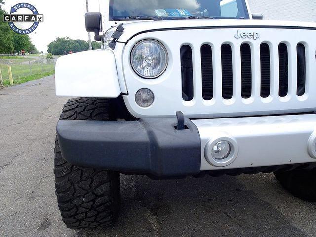 2014 Jeep Wrangler Unlimited Sahara Madison, NC 8