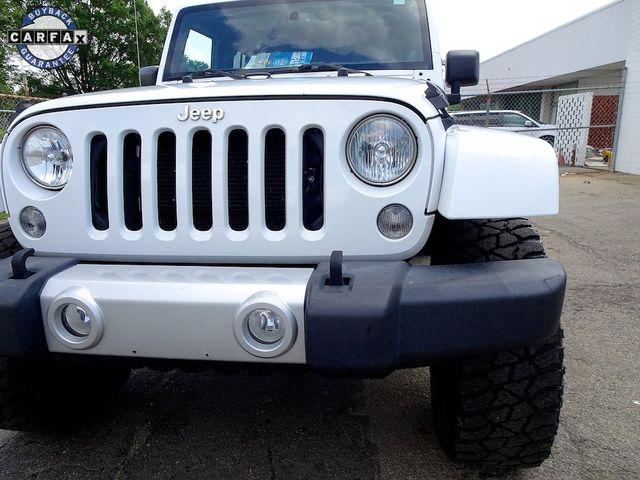 2014 Jeep Wrangler Unlimited Sahara Madison, NC 9