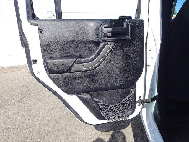 2014 Jeep Wrangler Unlimited Sport RHD Madison, NC 29