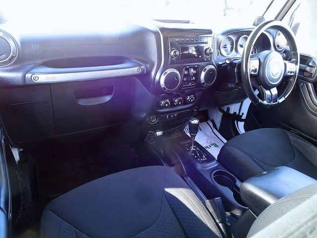 2014 Jeep Wrangler Unlimited Sport RHD Madison, NC 34