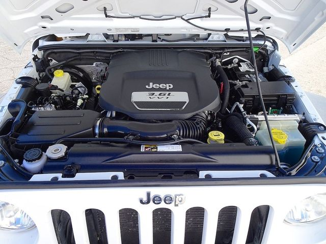 2014 Jeep Wrangler Unlimited Sport RHD Madison, NC 38