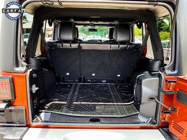 2014 Jeep Wrangler Unlimited Sahara Madison, NC 20