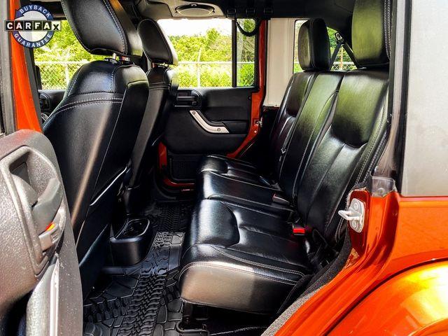 2014 Jeep Wrangler Unlimited Sahara Madison, NC 22