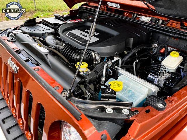 2014 Jeep Wrangler Unlimited Sahara Madison, NC 37