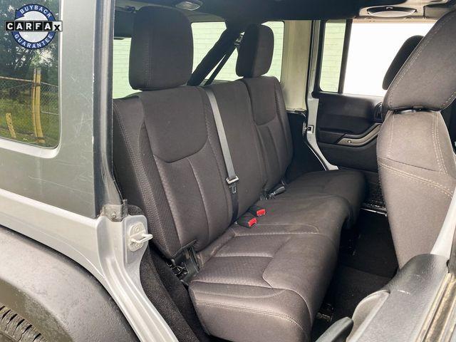 2014 Jeep Wrangler Unlimited Sport RHD Madison, NC 15