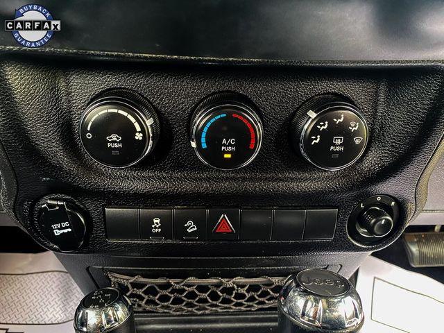 2014 Jeep Wrangler Unlimited Sport RHD Madison, NC 23