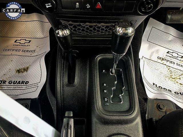 2014 Jeep Wrangler Unlimited Sport RHD Madison, NC 26
