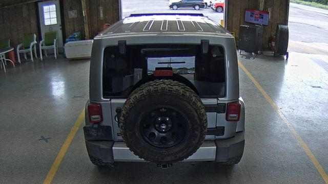 2014 Jeep Wrangler Unlimited Sahara Madison, NC 2
