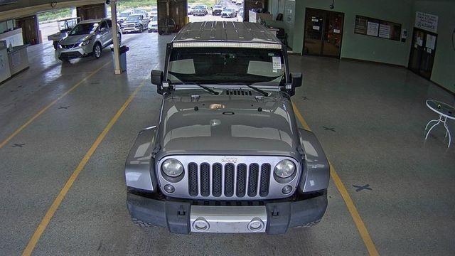 2014 Jeep Wrangler Unlimited Sahara Madison, NC 5