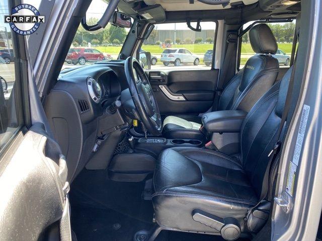 2014 Jeep Wrangler Unlimited Sahara Madison, NC 15