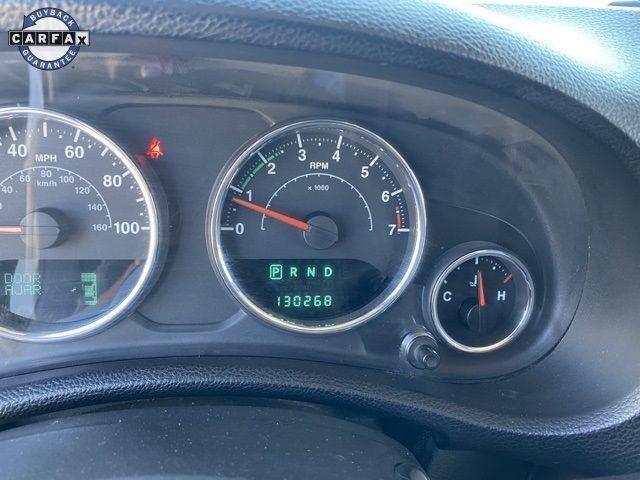 2014 Jeep Wrangler Unlimited Sahara Madison, NC 21