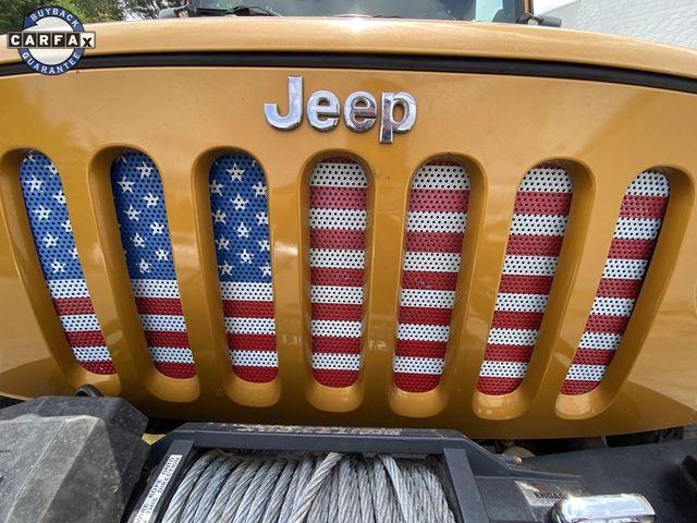 2014 Jeep Wrangler Unlimited Sahara Madison, NC 11