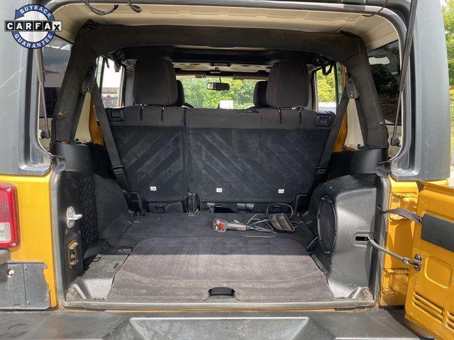 2014 Jeep Wrangler Unlimited Sahara Madison, NC 23