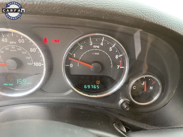 2014 Jeep Wrangler Unlimited Sahara Madison, NC 35