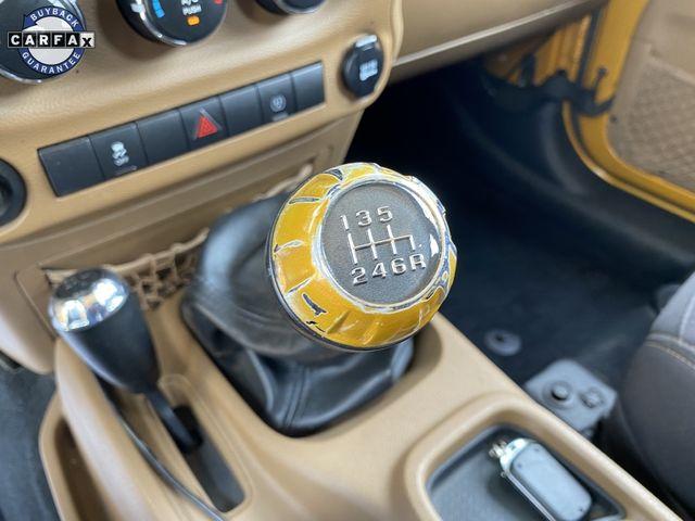 2014 Jeep Wrangler Unlimited Sahara Madison, NC 36