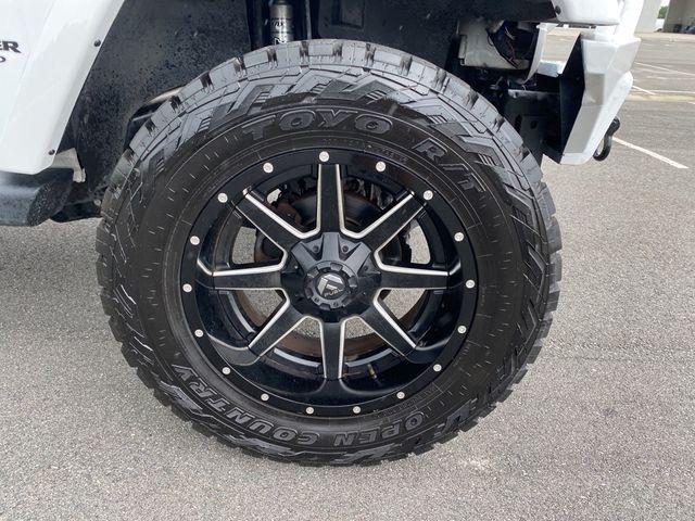 2014 Jeep Wrangler Unlimited Sahara Madison, NC 10